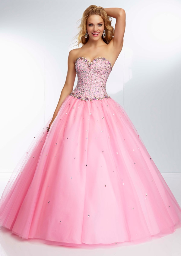 : mori lee prom dresses
