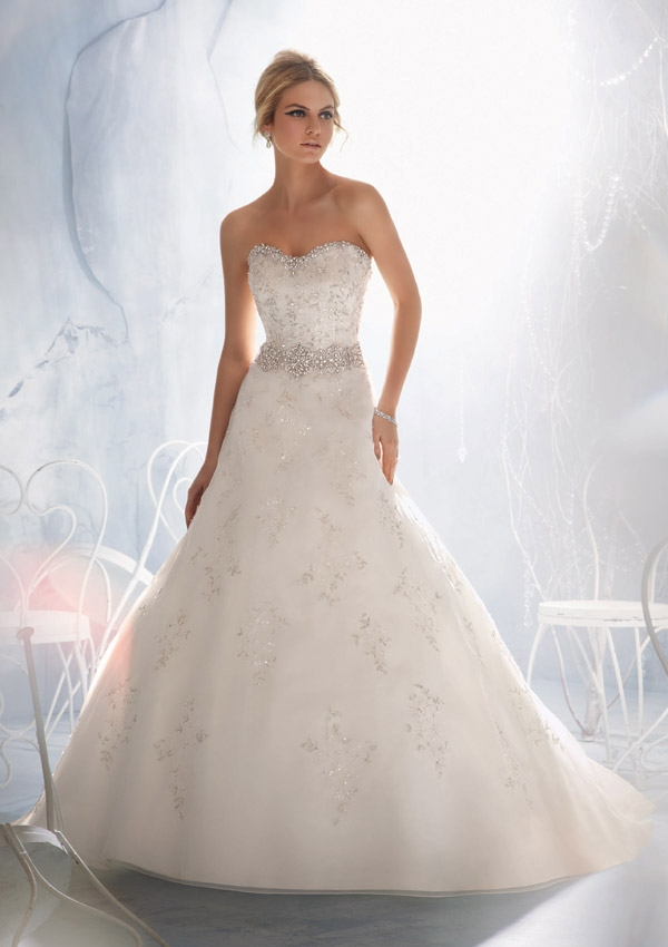 : mori lee wedding dresses for sale