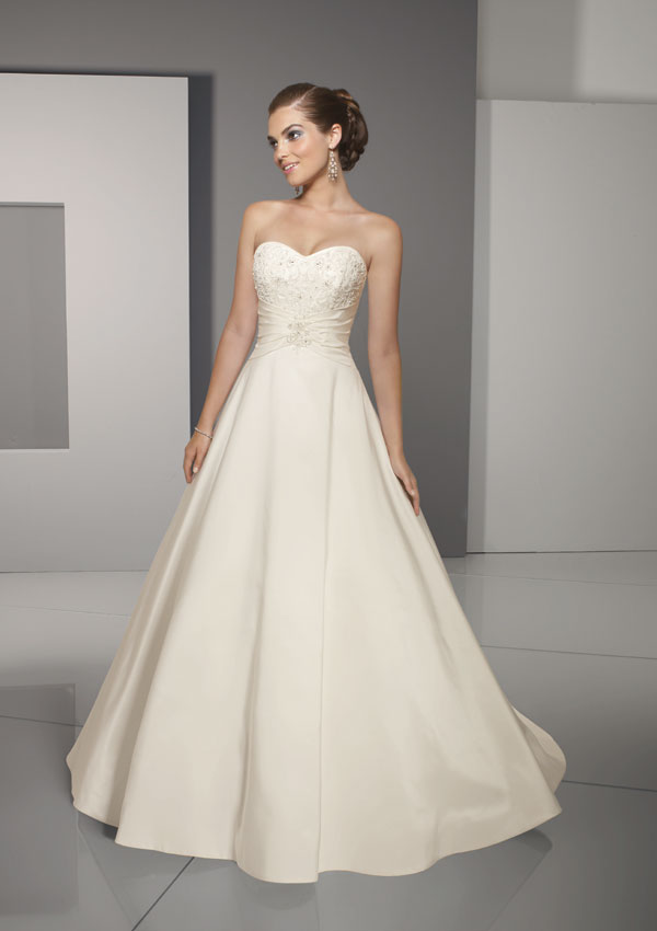 : mori lee wedding gowns