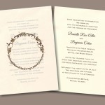 : order sample wedding invitations