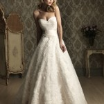 Panina Wedding Dress Style for Fall Season