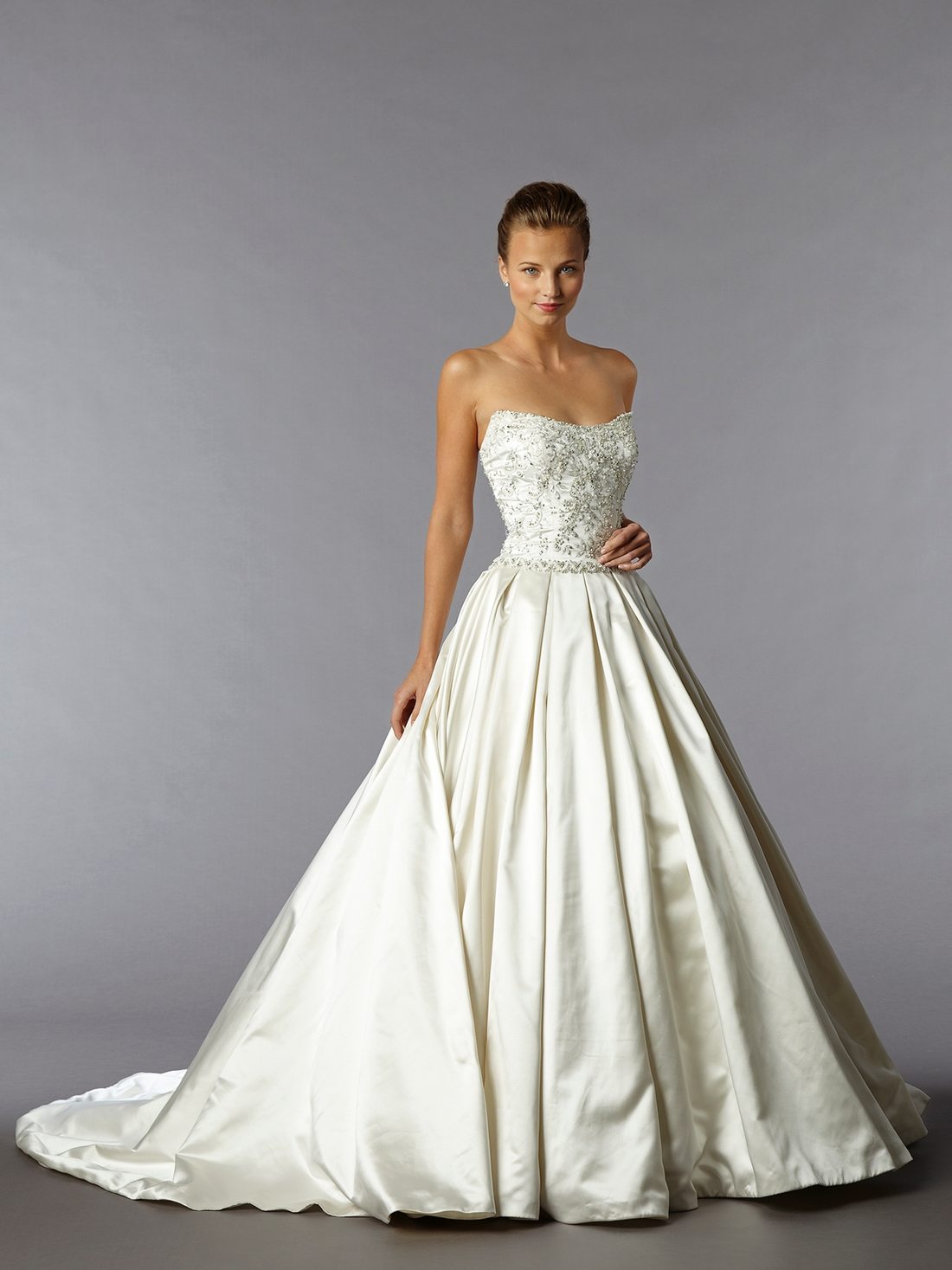 : panina wedding dress designer