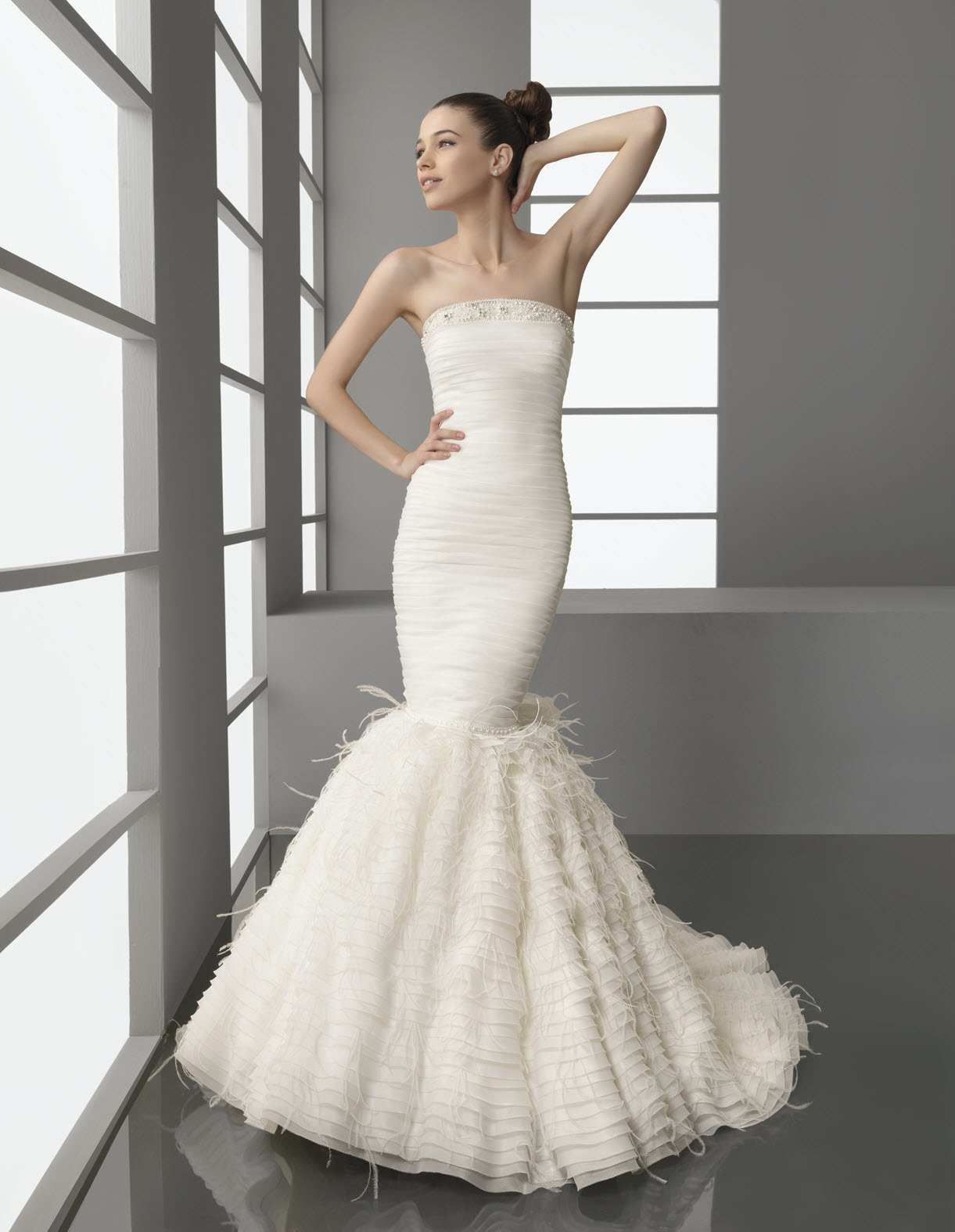 : panina wedding dress