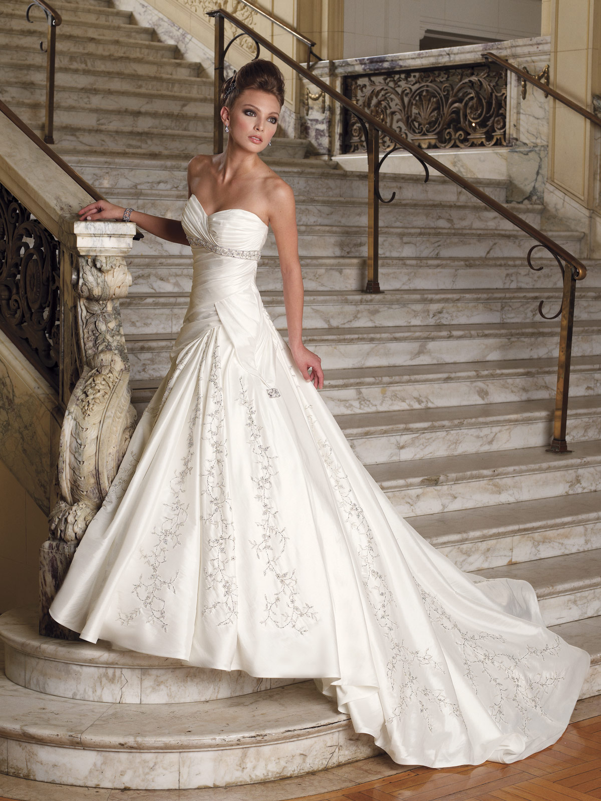 : panina wedding dresses 2013