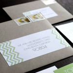 : paper for wedding invitations and envelopes