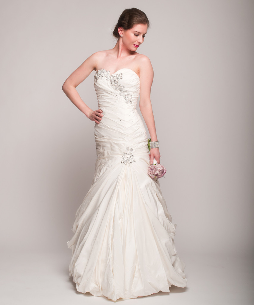 : pnina tornai mermaid wedding dress