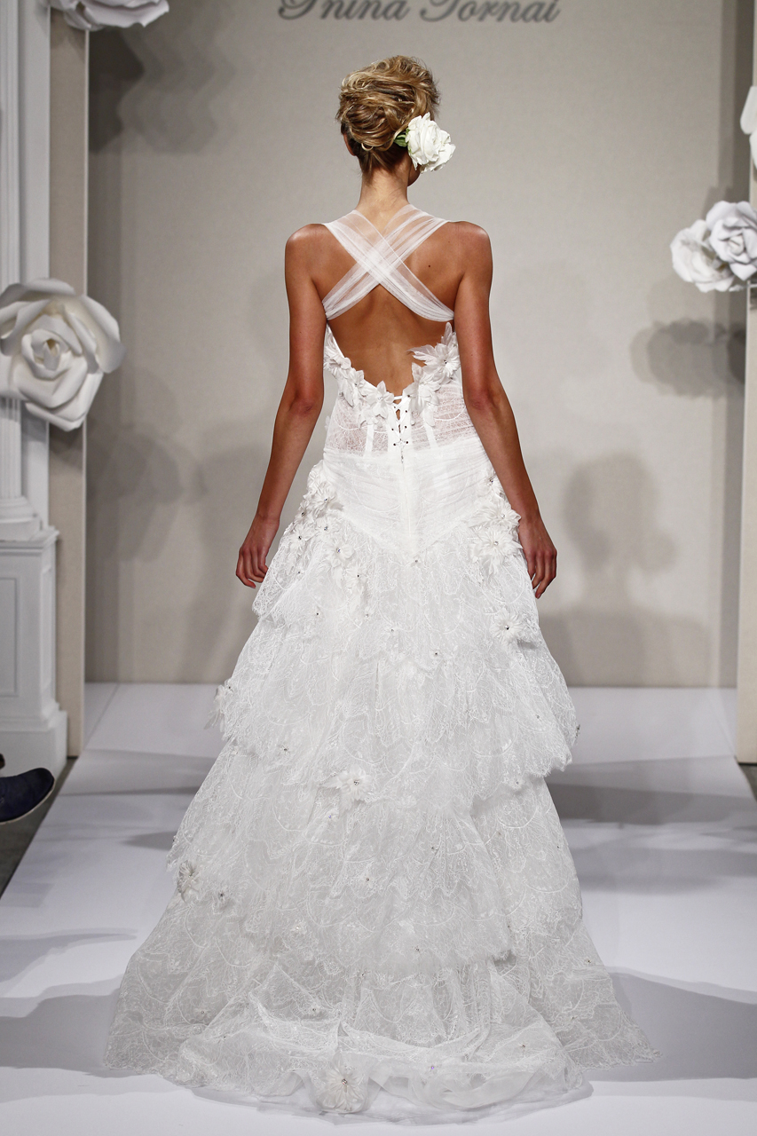 : pnina tornai wedding dress for sale