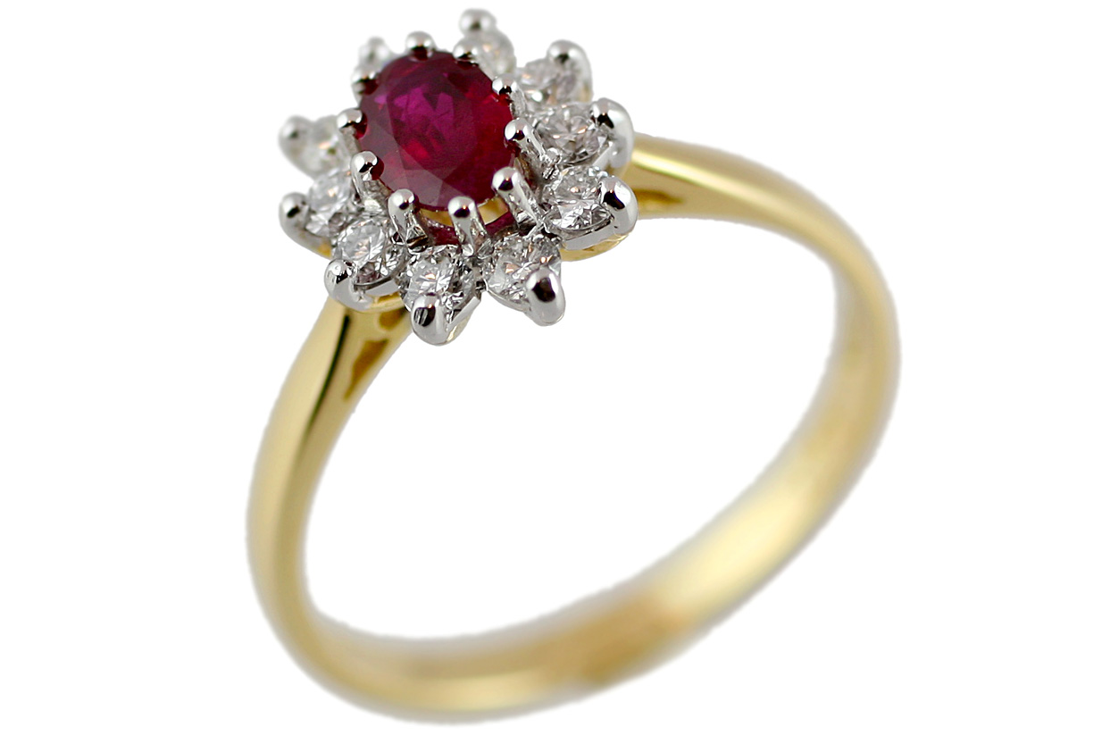 : ruby wedding band