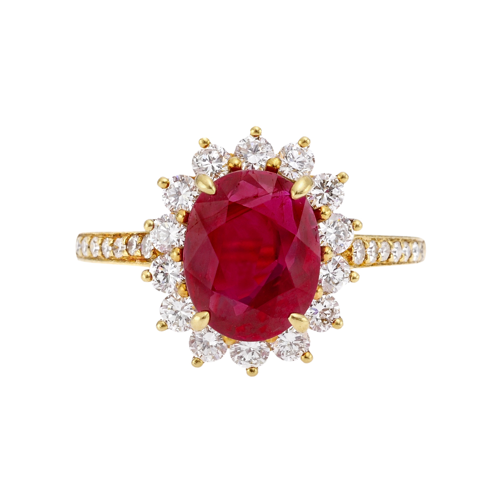 : ruby wedding ring meaning