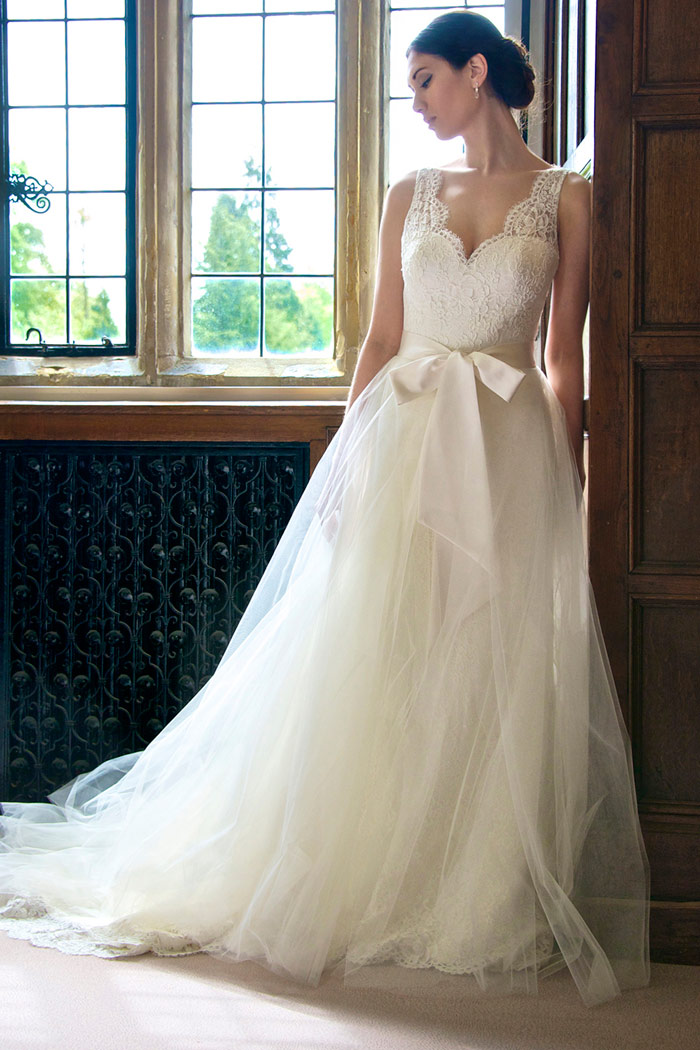 : rustic wedding dresses