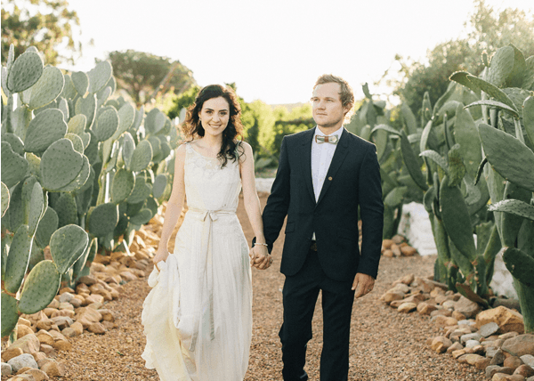 : rustic wedding gowns