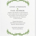 : sample wedding invitations wording