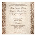 : spanish wording for wedding invitations