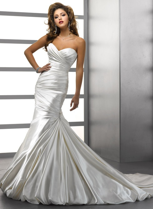 : sparkle wedding dresses