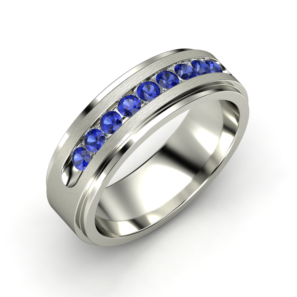 titanium wedding bands for women