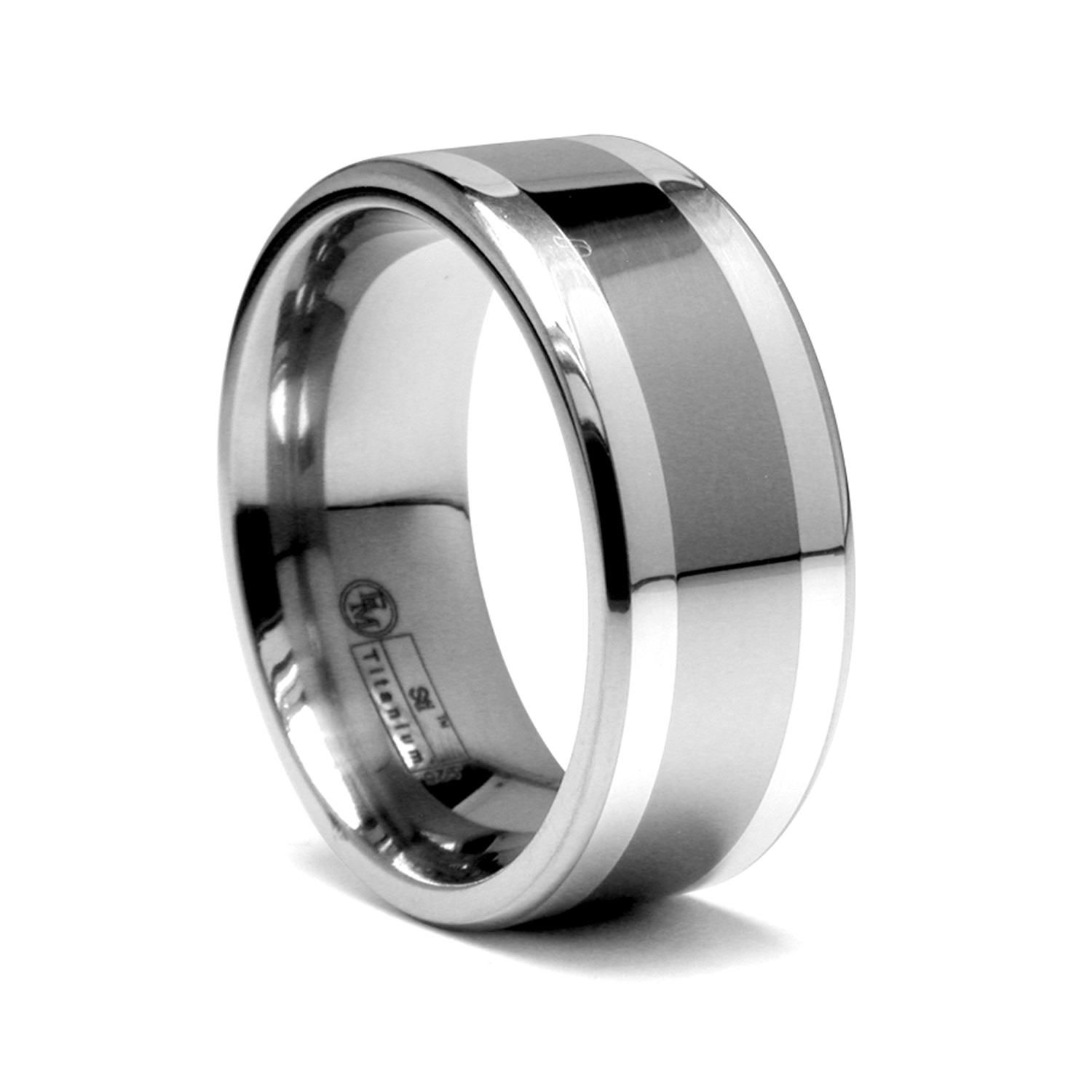 : titanium wedding rings for women