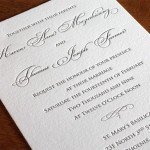 : traditional wording for wedding invitations