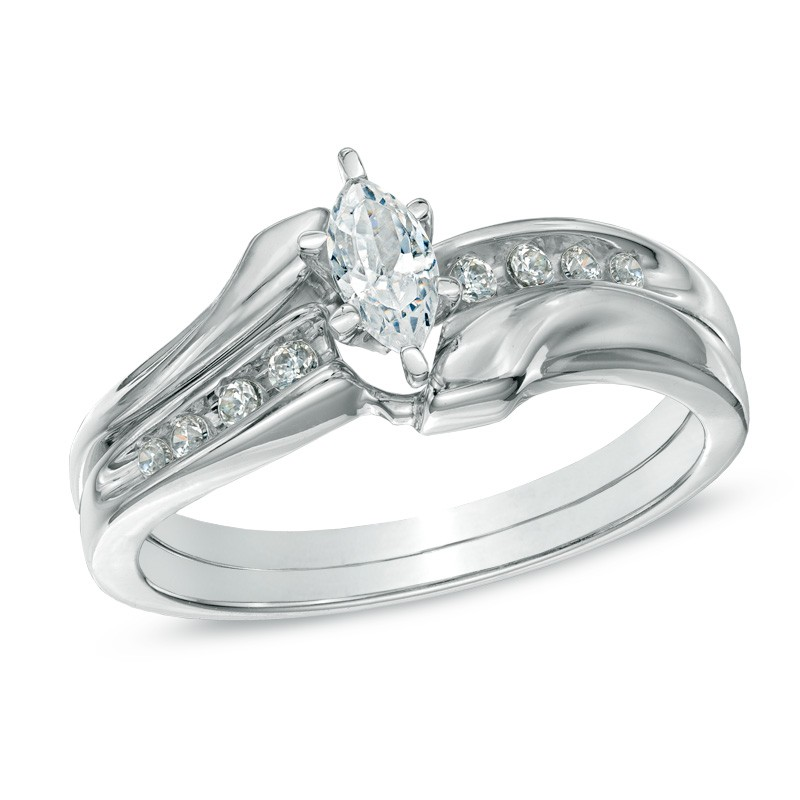 : trio wedding ring