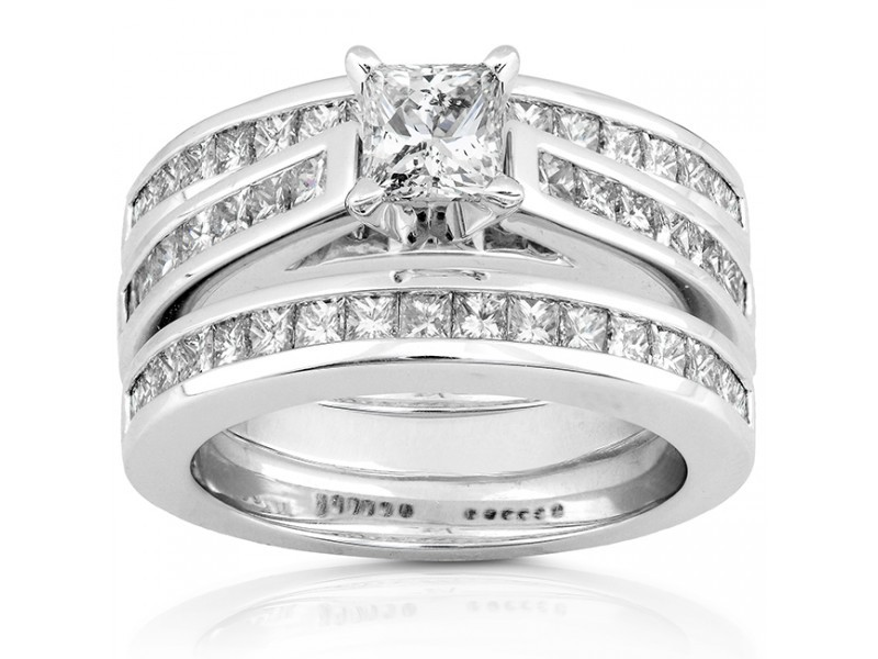 : trio wedding rings sets sale