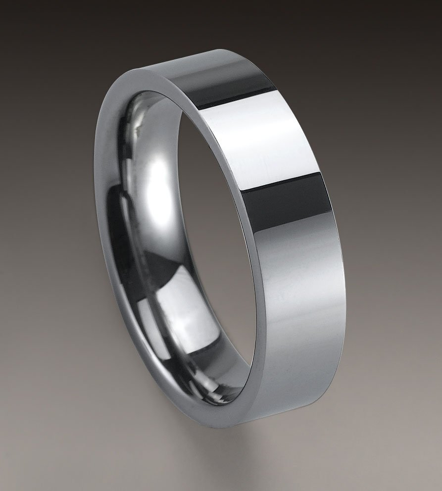 : tungsten carbide rings for men