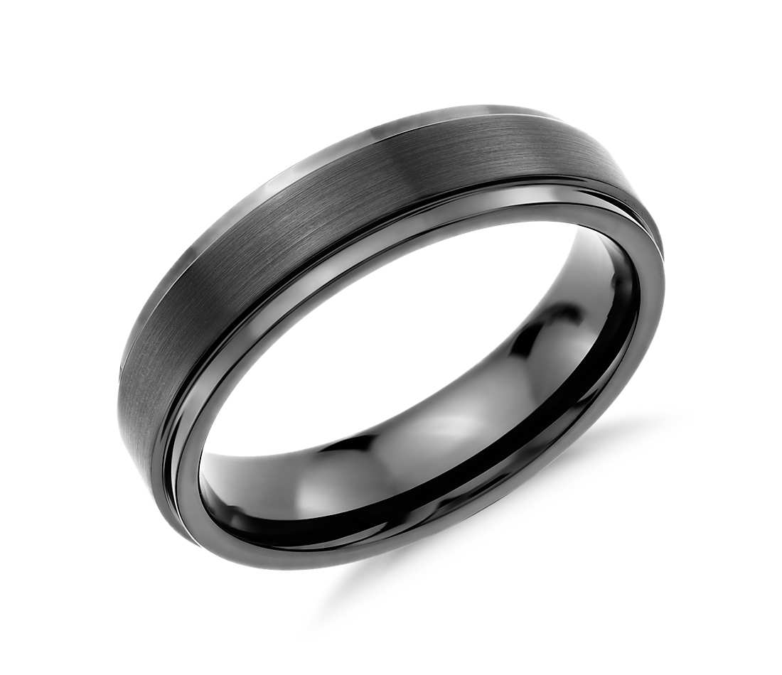 : tungsten carbide rings