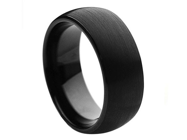 : tungsten mens wedding rings