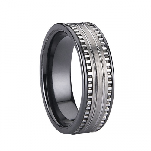 : tungsten wedding rings for men