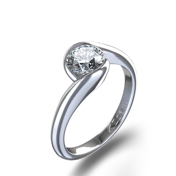: unique engagement ring styles