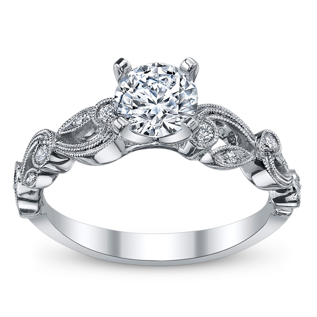The Diamond Wedding Ring Sets