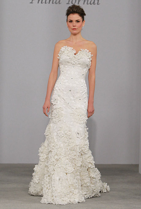 : wedding dress pnina tornai