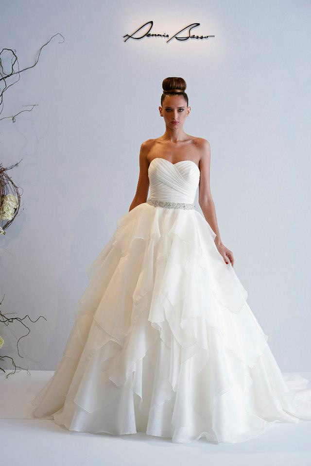 : wedding dresses at kleinfeld