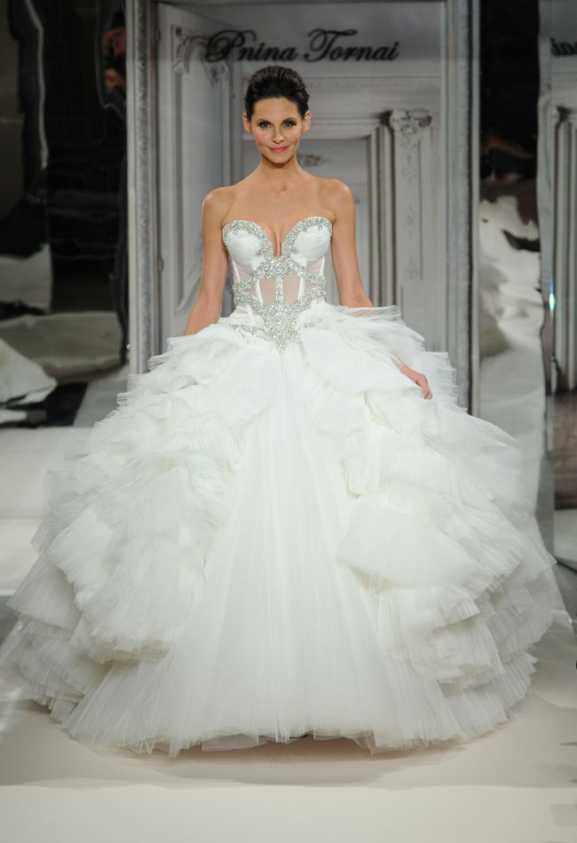 : wedding dresses pnina tornai