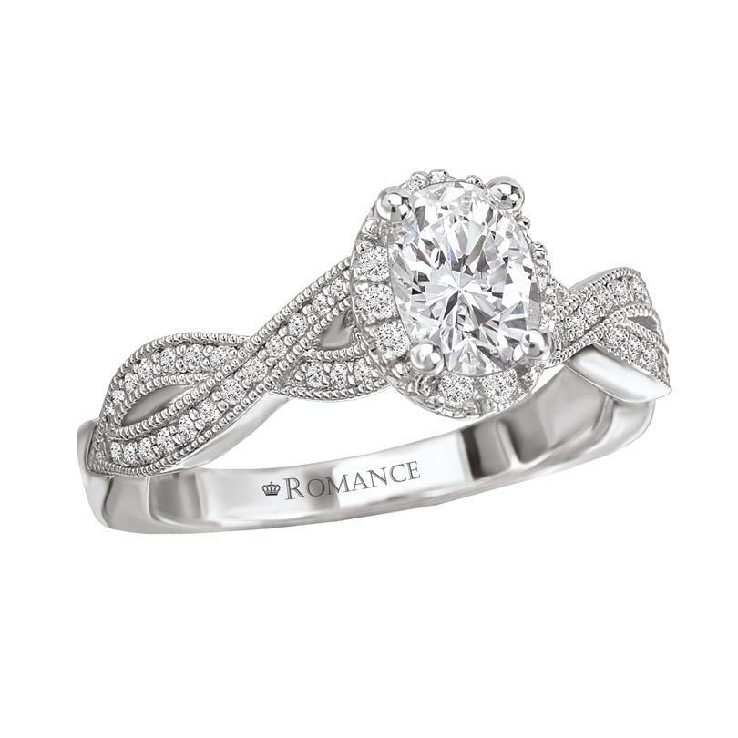 The Engagement and Wedding Ring Sets