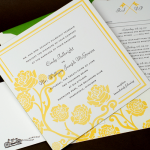 : wedding invitation wording etiquette