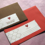 : wedding invitations envelopes