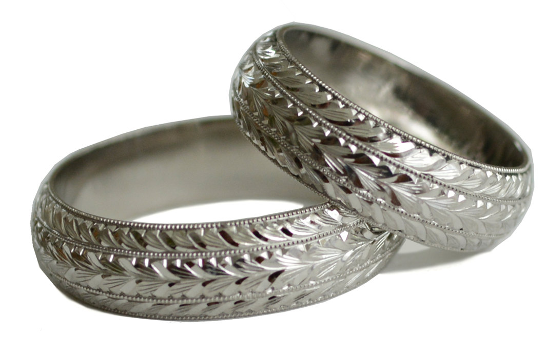 : wedding ring engraved