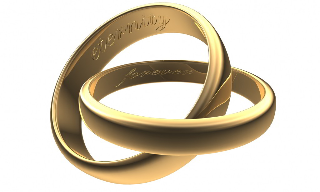 : wedding ring engraving ideas