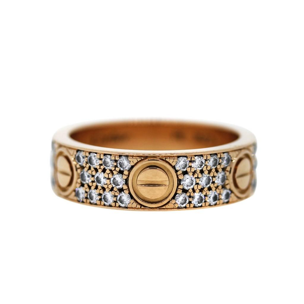 cartier wedding ring price
