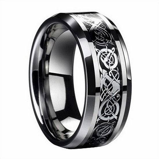 : womens camo wedding ring sets