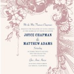 : wording for wedding invitations