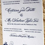 : wording of wedding invitations