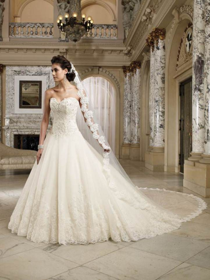 : david tutera wedding collection