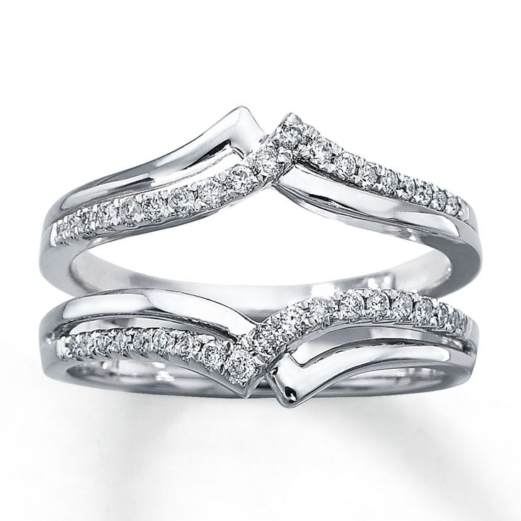 : diamond wedding ring enhancers