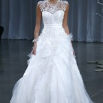 : monique lhuillier wedding dresses 2012