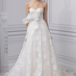 : monique lhuillier wedding gowns