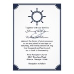 : nautical wedding invitation wording