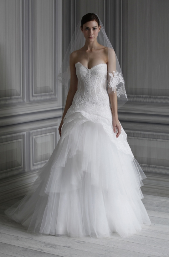 price of monique lhuillier wedding dresses