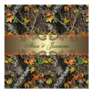 Mossy Oak Camo Wedding Invitations Wedding Ideas And Wedding