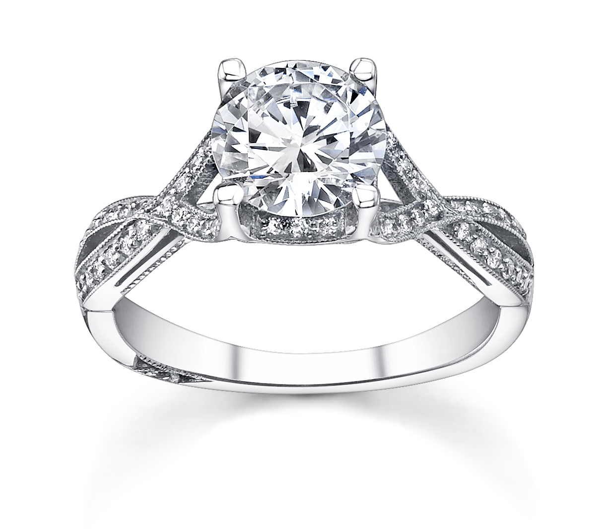 : tacori engagement rings