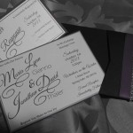 : unique pocket wedding invitations